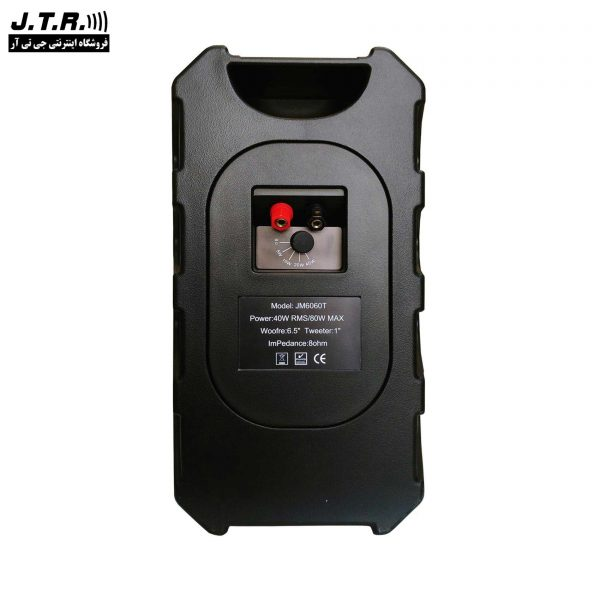 اسپیکر دکوراتیو جی تی آر مدل JM6060T