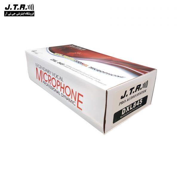 میکروفن داینامیک جی تی آر مدل DXL-845 new