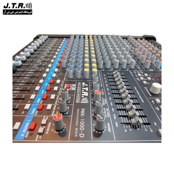 پاور میکسر JTR مدل PMX-1000 D