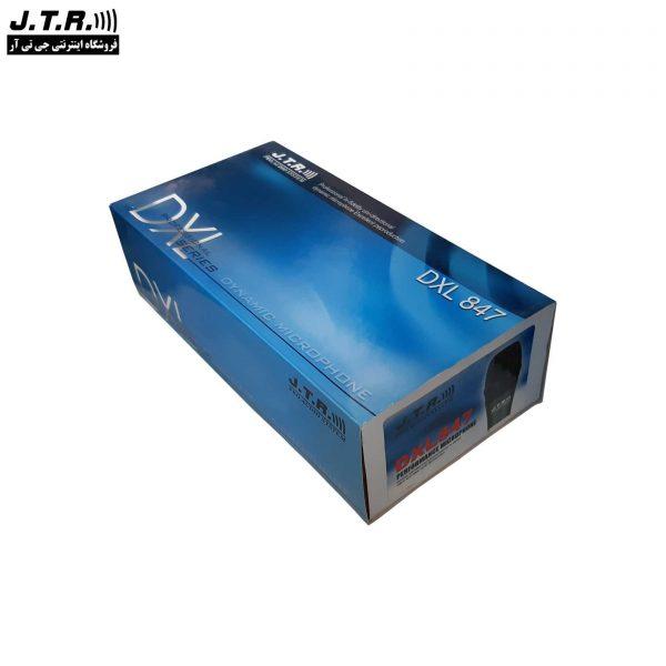 میکروفن جی تی آر مدل DXL847